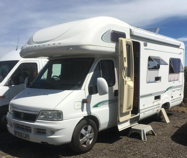 motorhome habitation service repair
