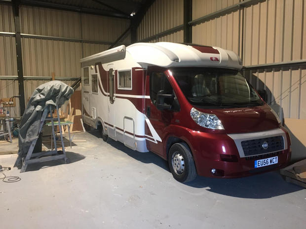 motorhome repair and service