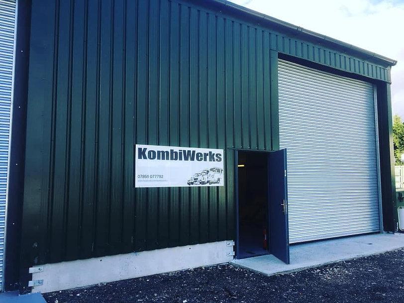 Kombiwerks campervan conversions