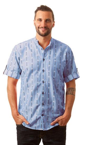 La vera camicia Edelweiss (maniche corte)