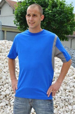 T-Shirt da lavoro blu
