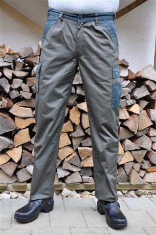 Pantalone Ranger - (Verde scuro)