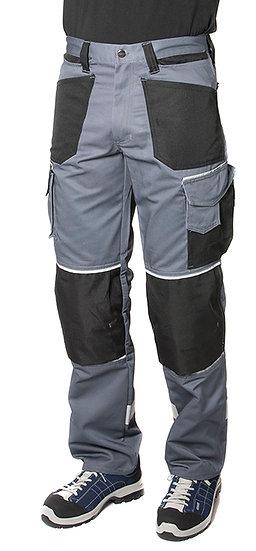Pantalone Work rinforzato (Grigio)