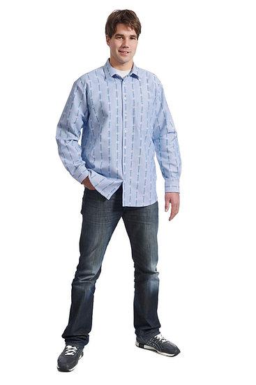 La vera camicia Edelweiss (maniche lunghe)