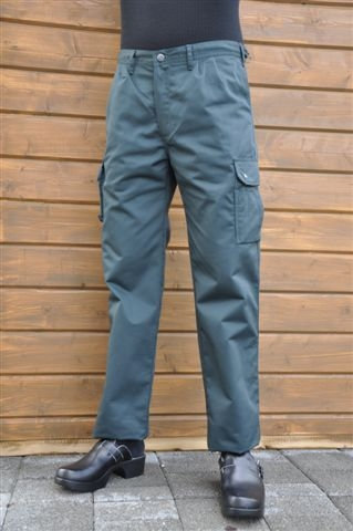Pantalone Tempra invernale - (Verde militare)