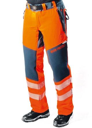 Pantaloni antitaglio per selvicoltori Foret