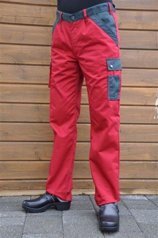 Pantalone Ranger - (Rosso)