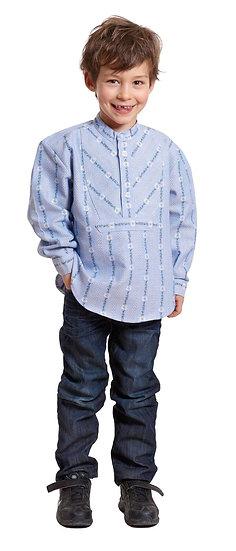 Camicia Edelweiss per bambini