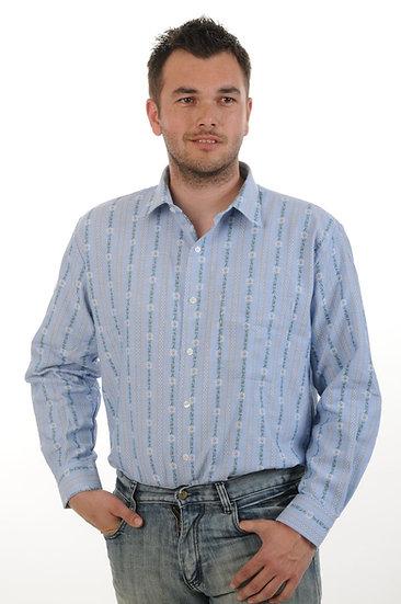 Camicia tradizionale Svizzera Edelweiss