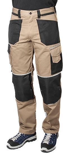 Pantalone Work rinforzato (Color Sabbia)