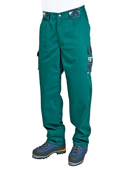 Pantalone da lavoro Trophy (Verde)