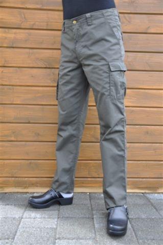Pantalone da lavoro Neptun (Verdi)