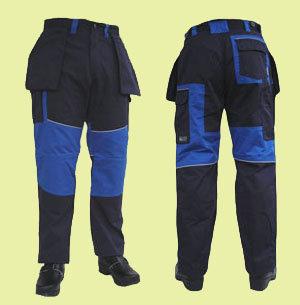 Pantalone Tornado - (Blu)