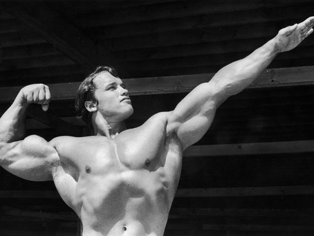 Arnold Schwarzenegger Just Shared His Iconic No-Gym Workout Plan