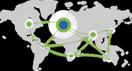 Link Mobilité est implanté en France à travers 5 bureaux : Paris, Lyon, Toulouse, Aix en Provence et Nice et à l'inter national à travers un réseau de partenaires qualifiés