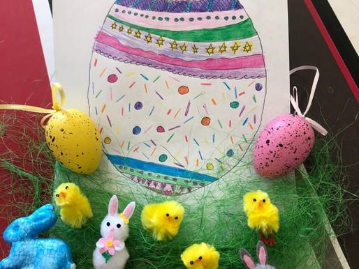 Easter Eggstravaganza Winner