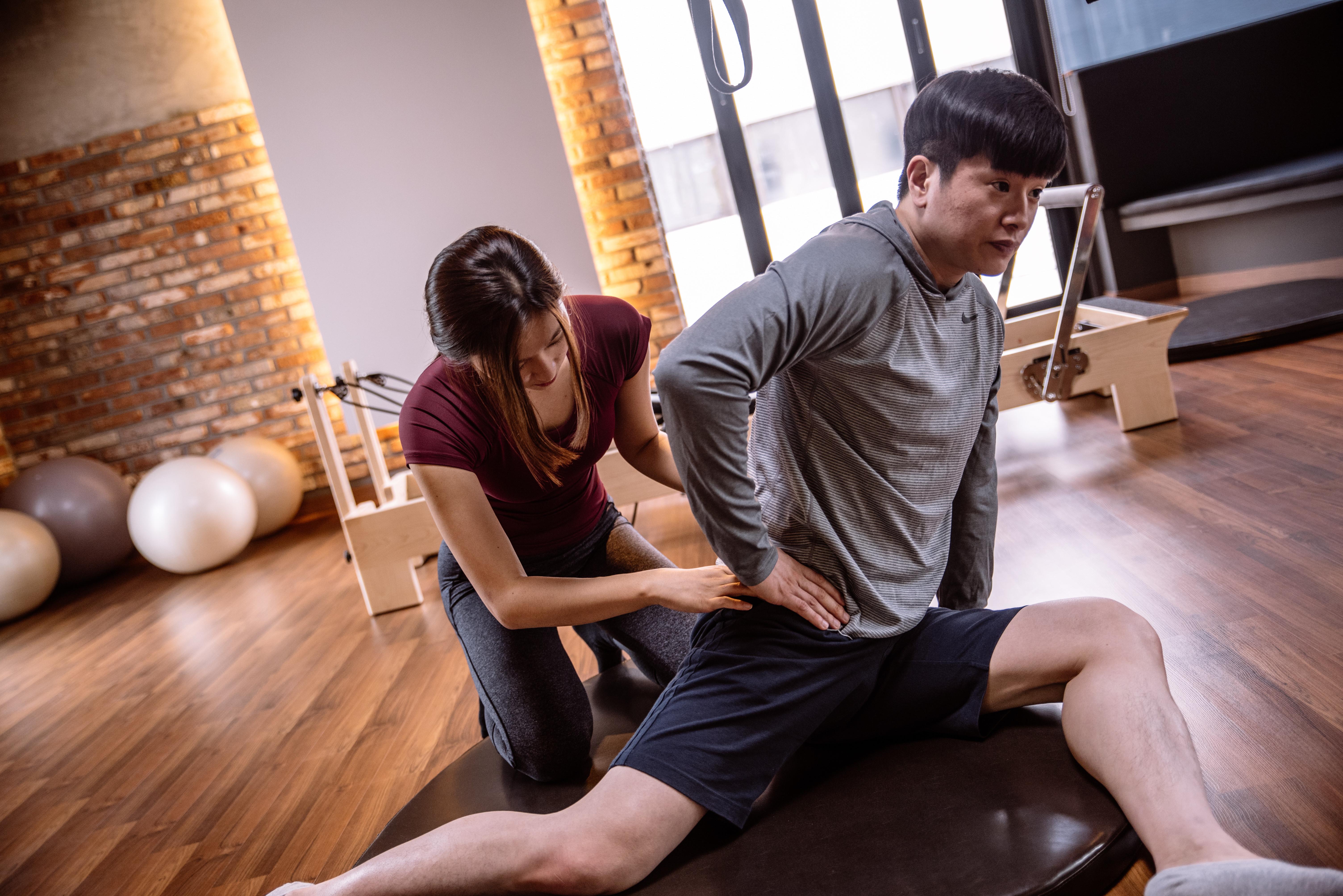 Pilates Solution 개인 레슨 (강사)