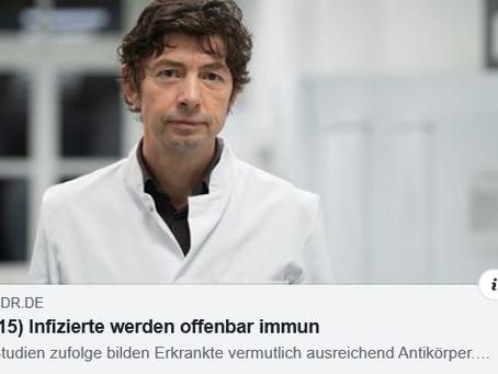 TIPP: NDR-Podcast von Virologe Prof. Christian Drosten