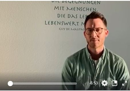 Stimmen aus der Grafschaft: Benjamin aus Schüttorf