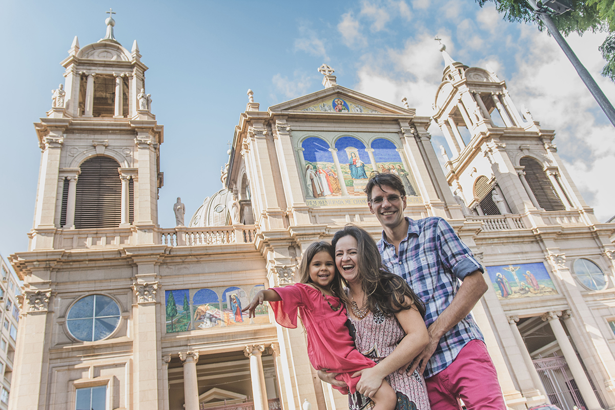 Ensaio de Família em Porto Alegre