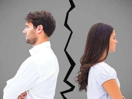 程律师播报 离婚的理由(1)分居