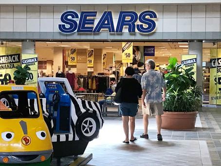 西尔百货(Sears)的商业模式和沉浮