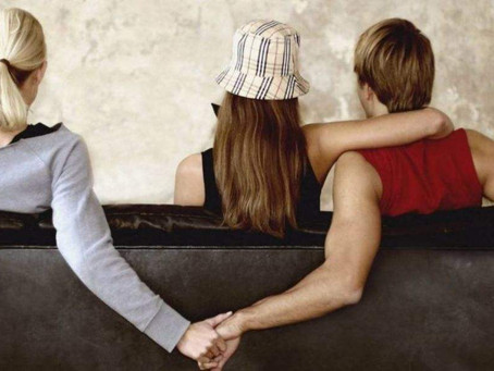 程律师播报 离婚的理由 (4) 婚外情