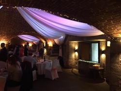 Wedding reception, cornwall