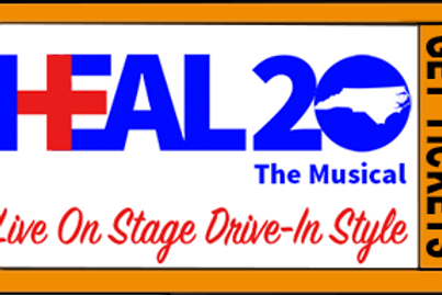 "Sat. Oct. 17, 5:30pm ""Heal 2020"" Musical Drive-In - Select # in Vehicle"