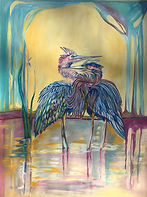Heron Dance by Linda Collura.jpg