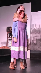 Miss Hannigan and Annie 2018.png
