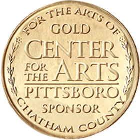 Gold Sponsorship of Pittsboro, Center for the Arts