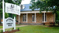 Pittsboro Community House PYT Flag