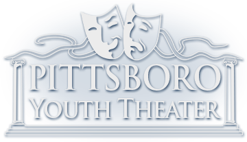 Pittsboro Youth Theater Logo