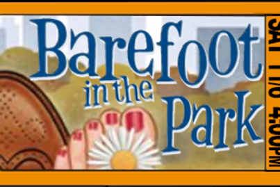 """Tickets - """"Barefoot in the Park"""" - 4pm, Sat., 11/6/21"""