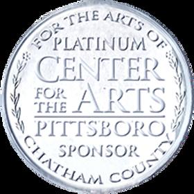 Platinum Sponsorship of Pittsboro, Center for the Arts