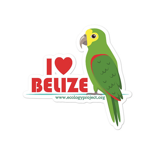 Yellow-headed Parrot Stickers