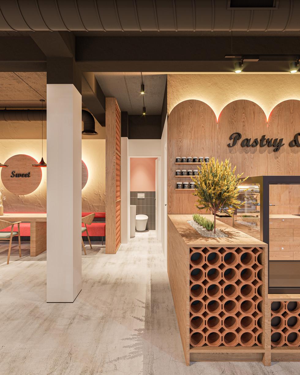 coffee shop interior design