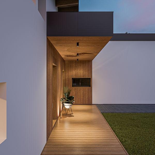 Arhitectura David Raymond