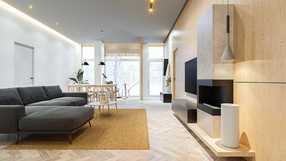 Interior Design David Raymond