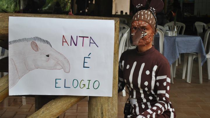 Dia Mundial da Anta!!! World Tapir Day!!!