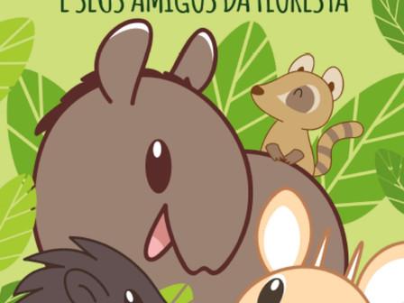 Revista Dona Anta e seus amigos da Floresta