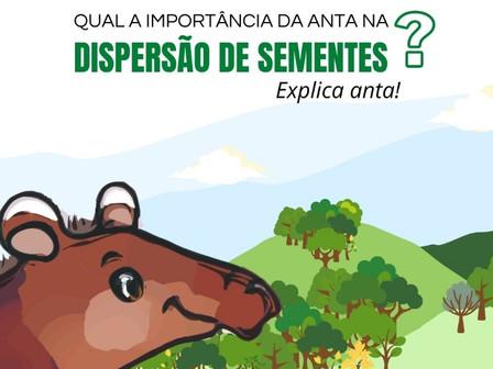 Importância da Anta na dispersão de sementes