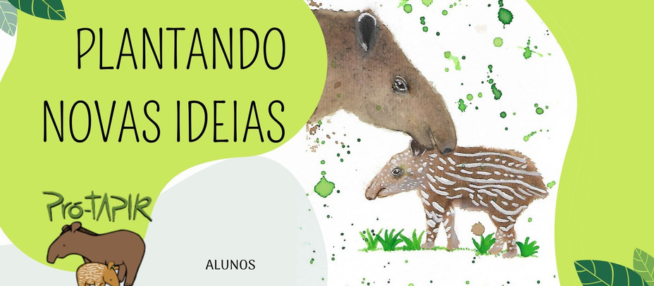 PLANTANDO NOVAS IDEIAS