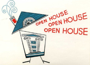 OPEN HOUSE'S FEBRUARY 9TH  12:00 PM - 3:00 PM