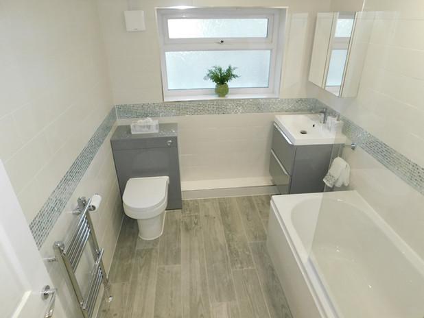 Bathroom Renovation Weybridge