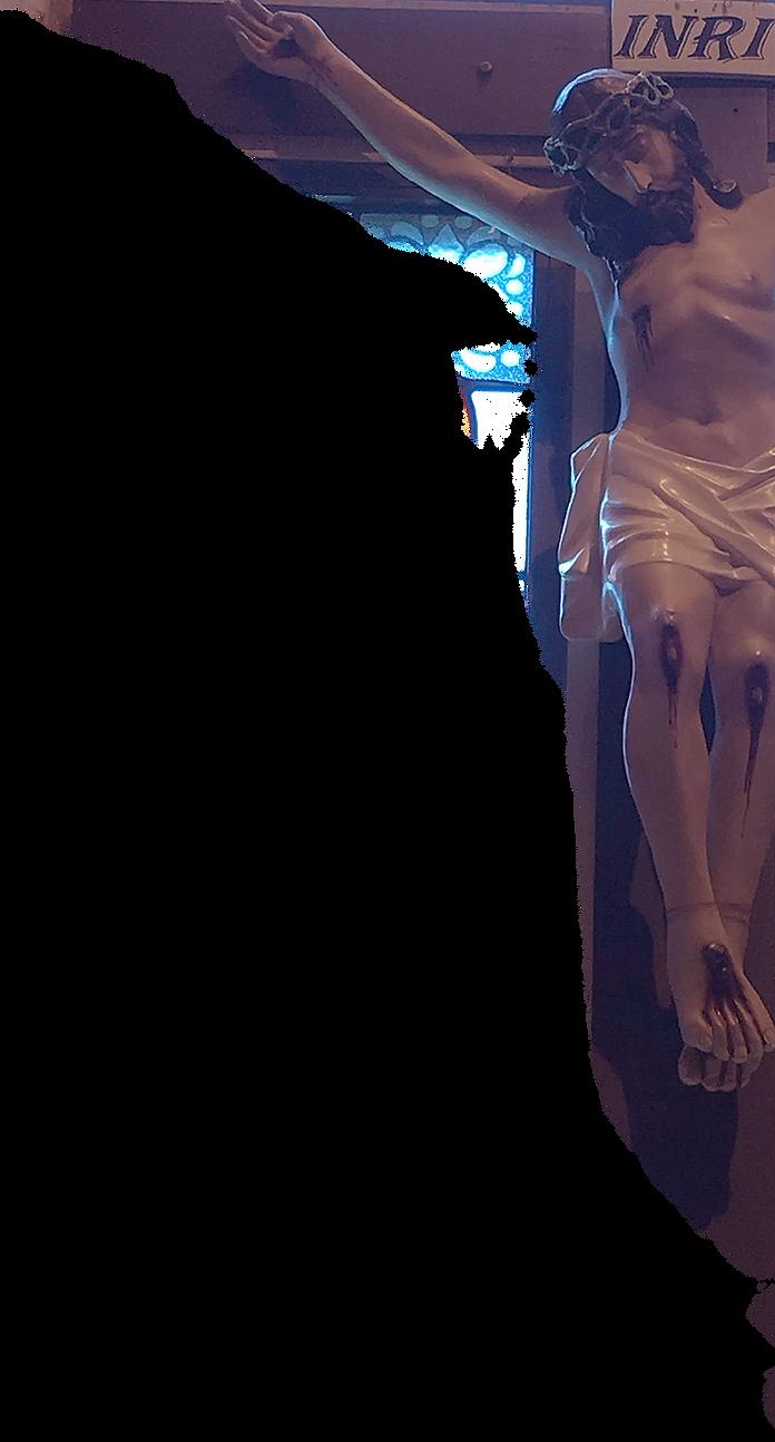 Altar Cross of the Church