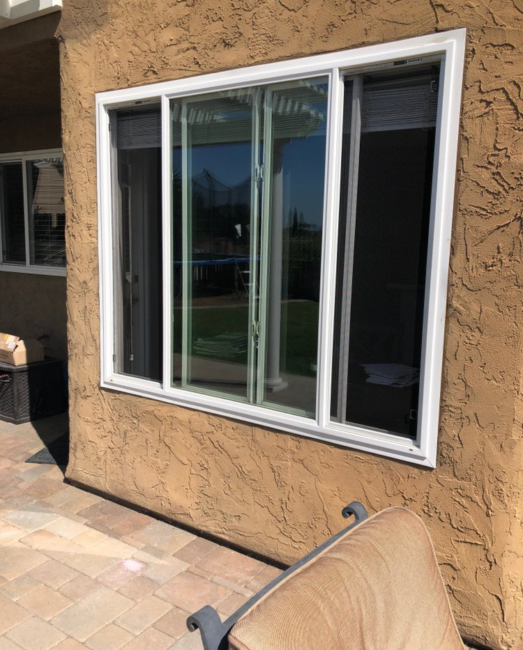 New frame and window screens