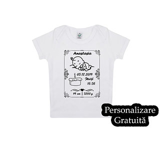 Tricou New Born Colection