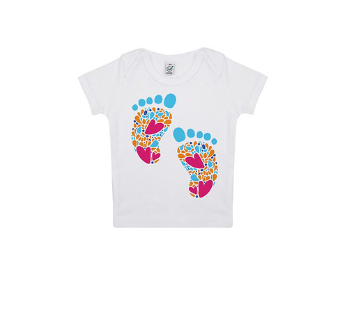 Tricou Baby Feet